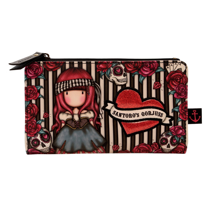 Gorjuss - Folded Wallet - Mary Rose:227