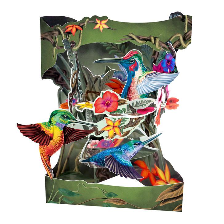 Swing Cards - Hummingbirds
