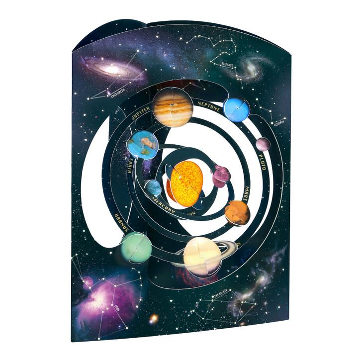 Swing Cards - Solar System
