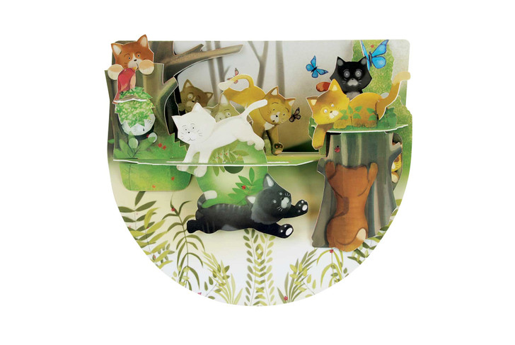 Popnrock - Garden Kittens