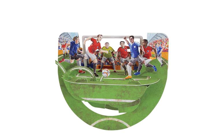 Popnrock - Soccer