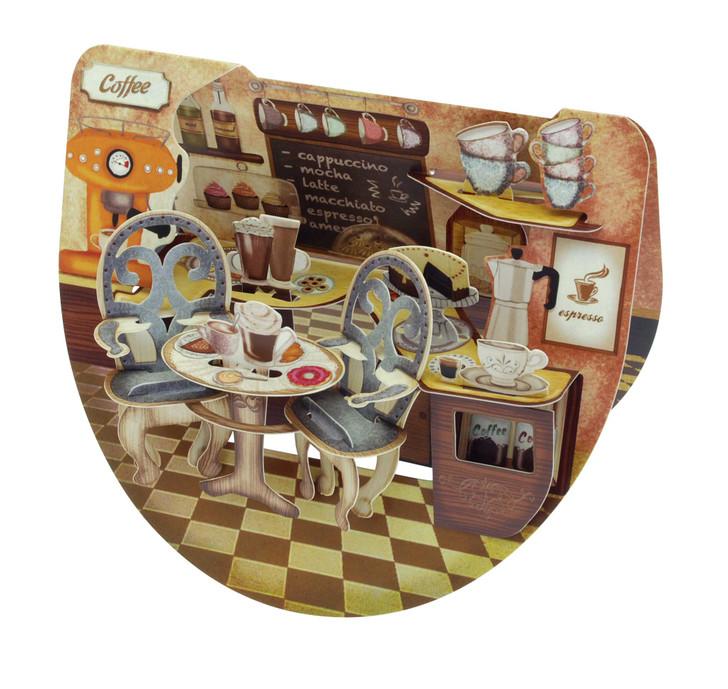 Popnrock - Coffee Shop