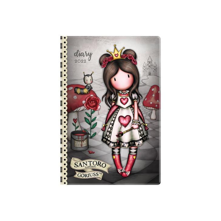 Gorjuss - 2022 Pocket Diary - Finding My Way:4564