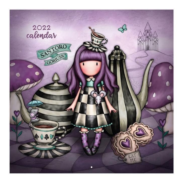 Gorjuss - 2022 Wall Calendar - A Little More Tea:4531