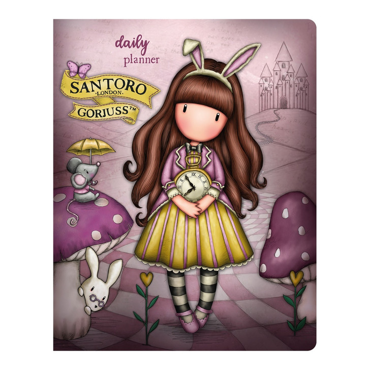 Gorjuss - Daily Planner - Just One Second:4513