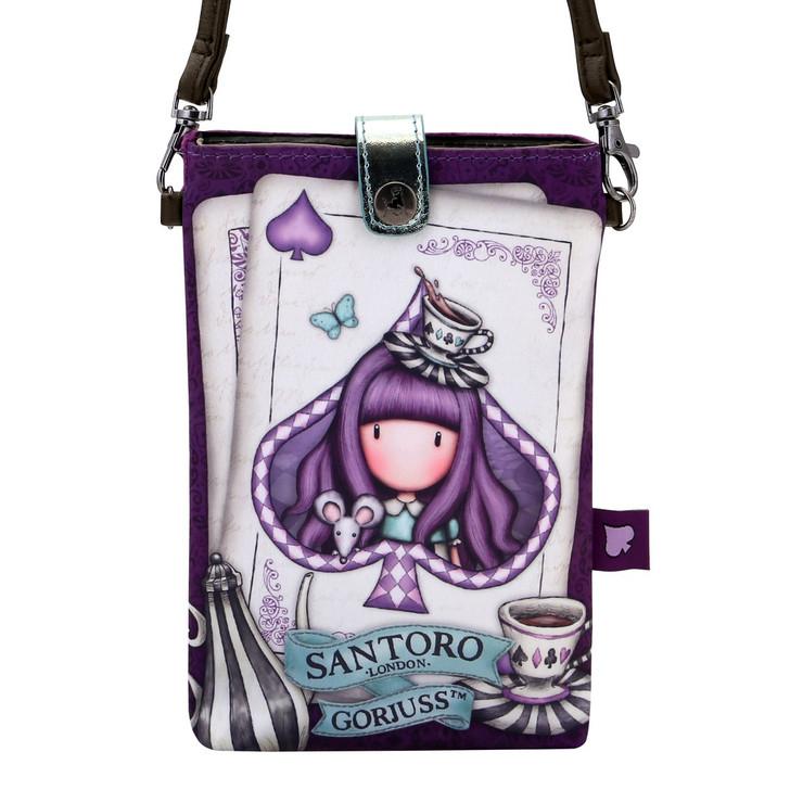 Gorjuss - Pocket Bag - A Little More Tea:4465