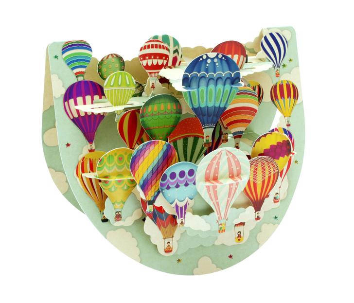 Popnrock - Hot Air Balloons