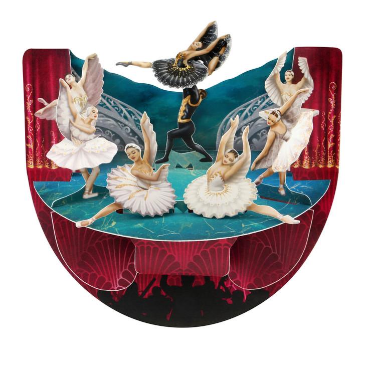 Popnrock - Swan Lake Ballet