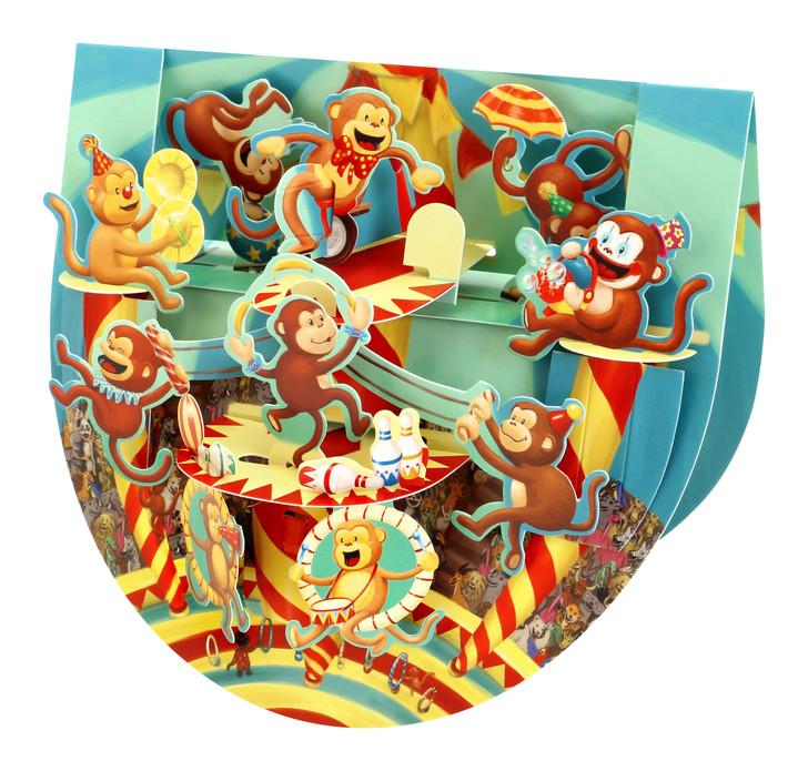 Popnrock - Monkey Circus