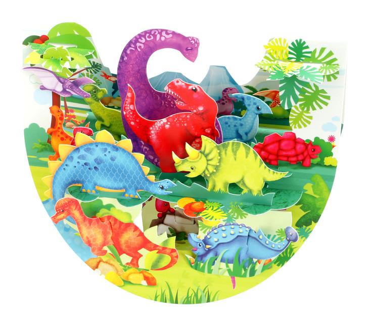 Popnrock - Dinosaurs