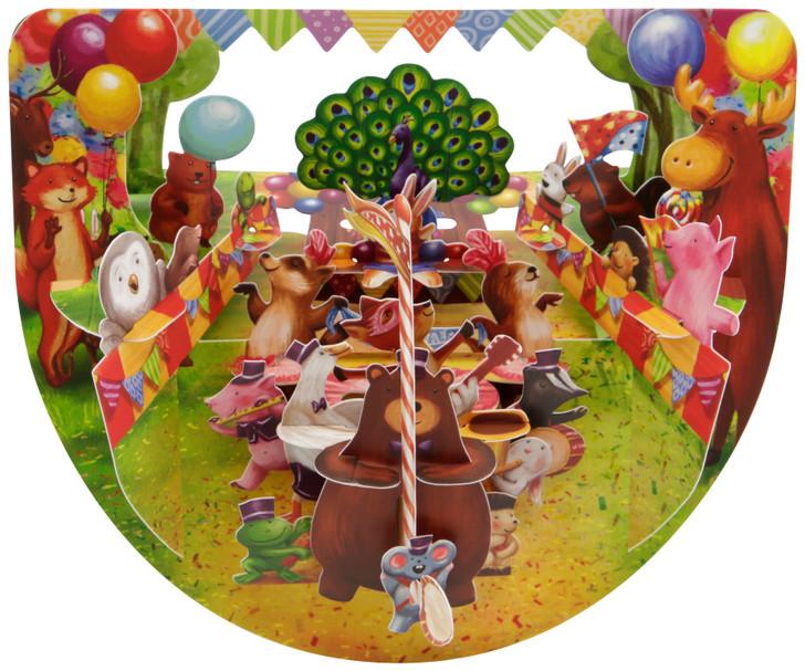 Popnrock - Animal Carnival Street Parade