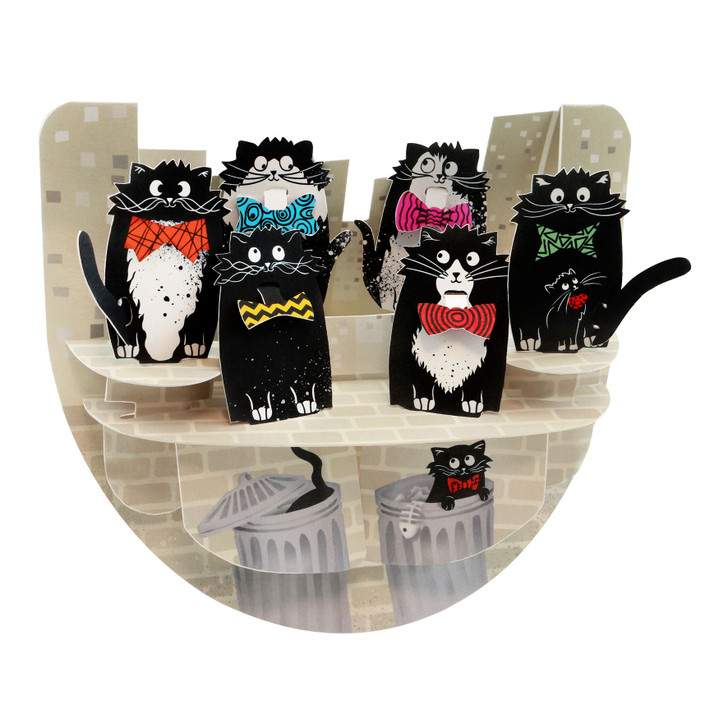 Popnrock - Cats With Bowties