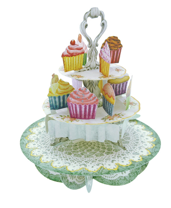 Pirouettes - Cup-Cake Tea Time
