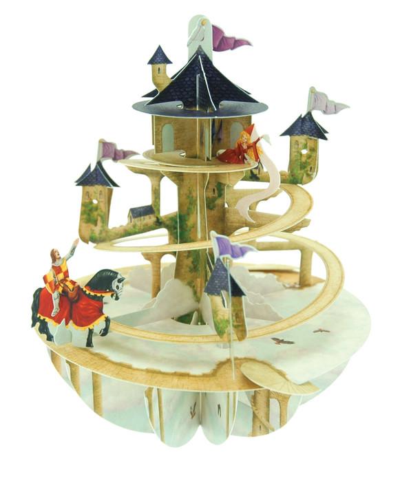 Pirouettes - Princess Tower