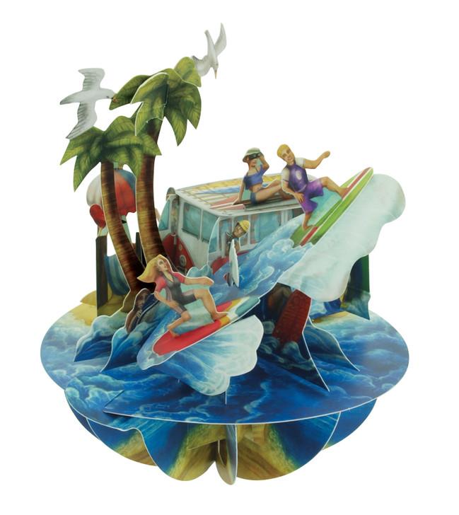 Pirouettes - Beach & Surfing