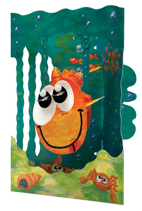 Swing Cards - Fish