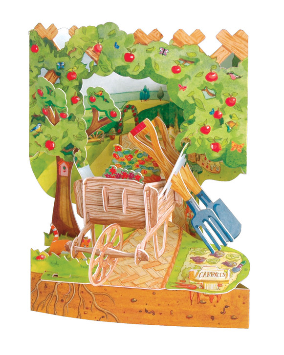 Swing Cards - Gardening