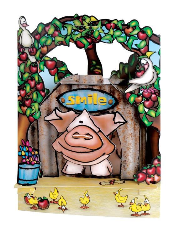Swing Cards - JD Pig