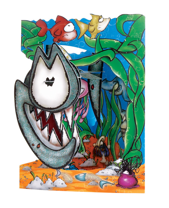 Swing Cards - JD Piranha