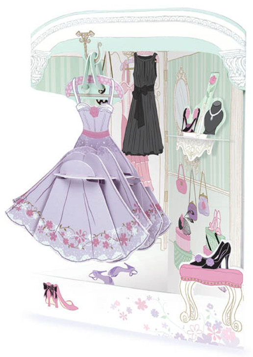 Swing Cards - Dressed Up