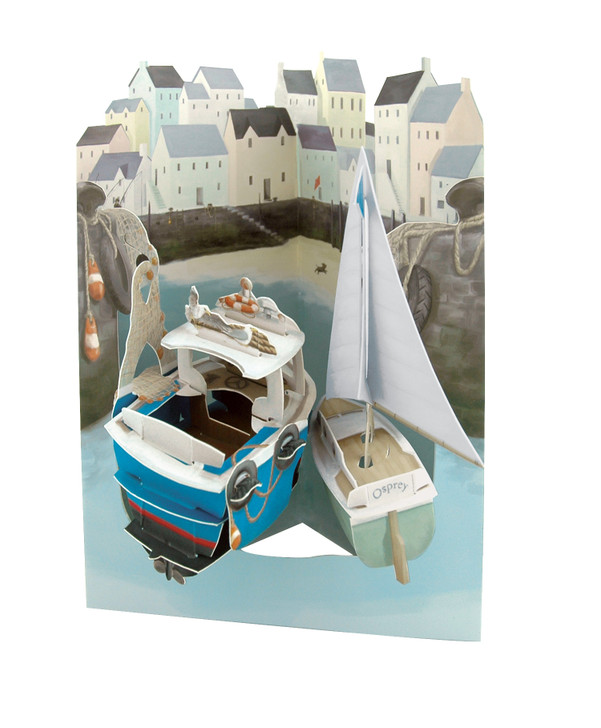 Swing Cards - Harbour