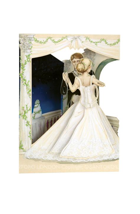 Swing Cards - Wedding (Dance)