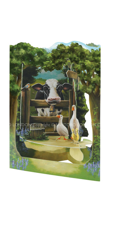 Swing Cards - Countryside