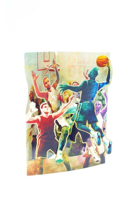Swing Cards - Basketball