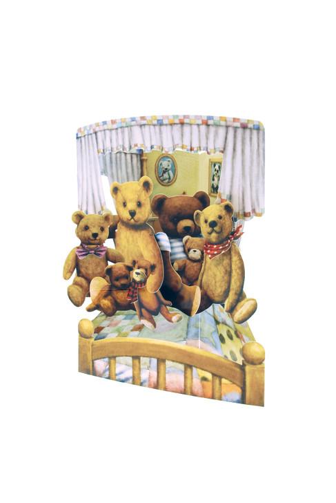 Swing Cards - Teddies