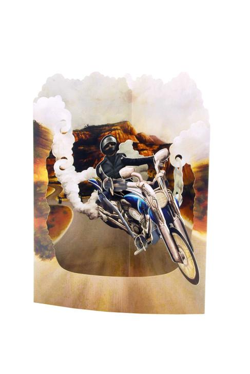 Swing Cards - Motorbike