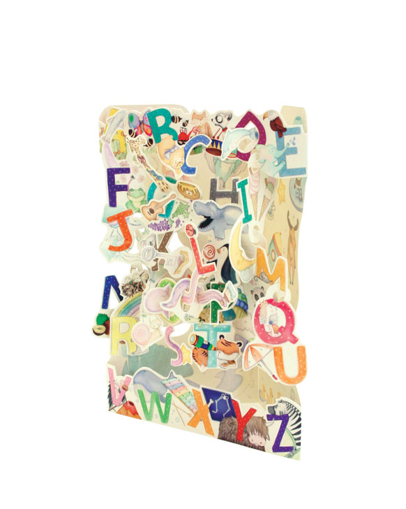 Swing Cards - A To Z