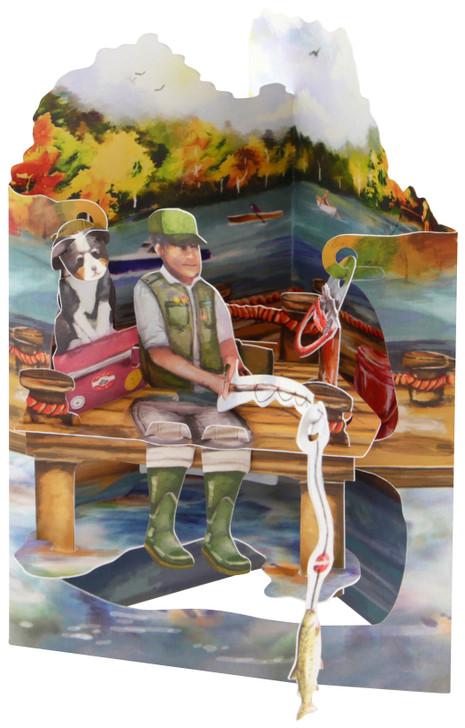 Swing Cards - Fishing