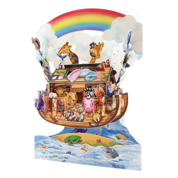 Swing Cards - Noah's Ark