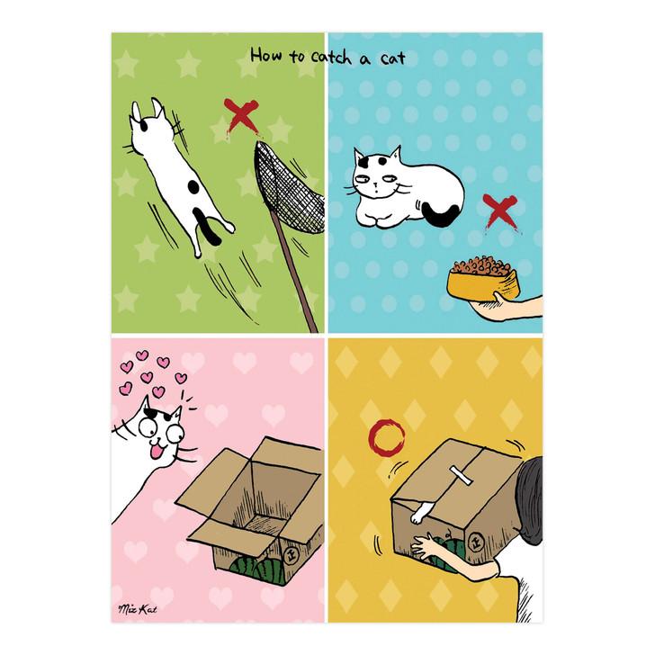 Miz Kat - How To Catch A Cat