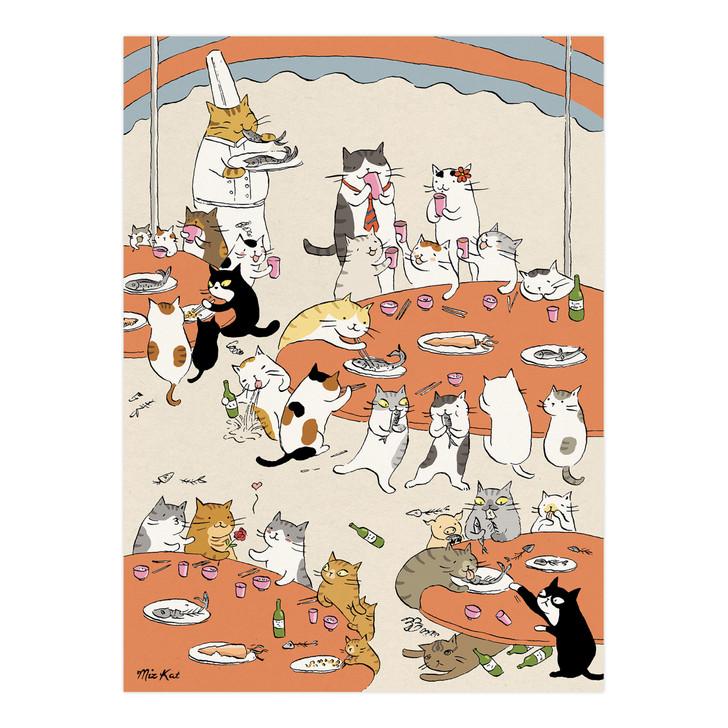 Miz Kat - Cat Banquet