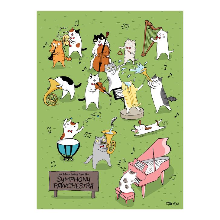 Miz Kat - Symphony Pawchestra