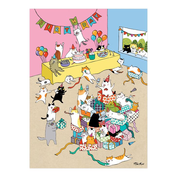 Miz Kat - Birthday Party