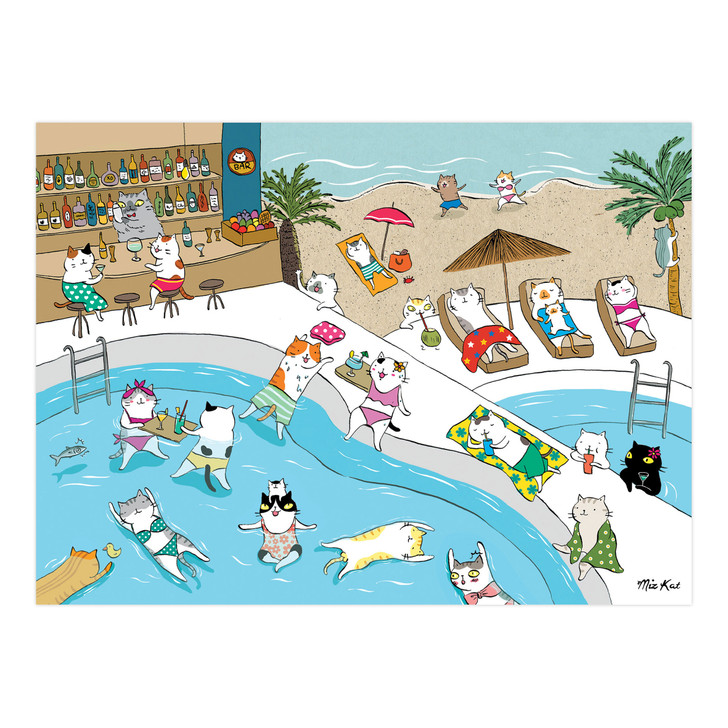 Miz Kat - Pool Party