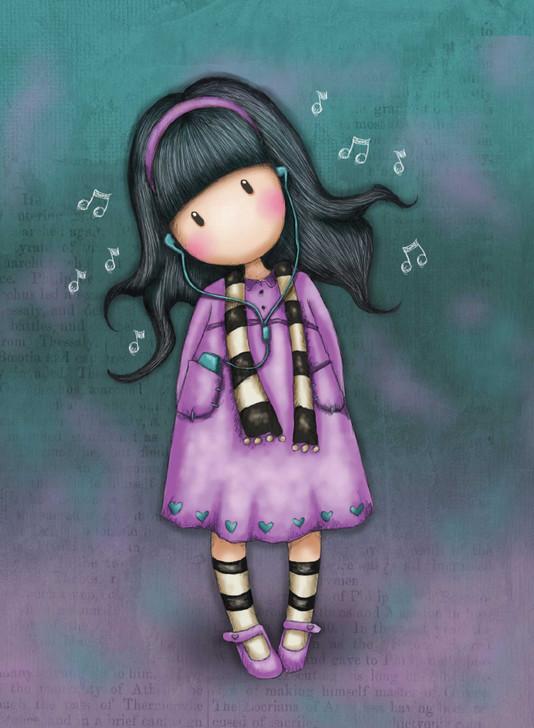 Eclectic Selection - Little Song (Gorjuss)