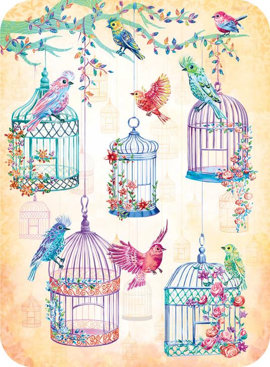 Eclectic Selection - Tropical Birds