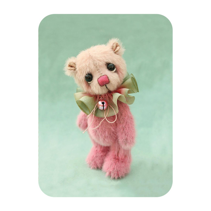 Eclectic Selection - Pink Teddy Clown