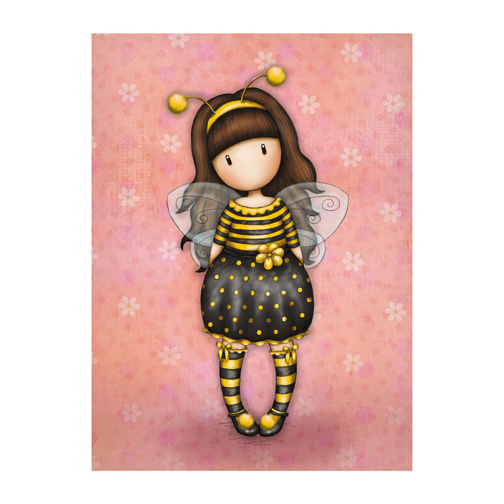 Eclectic Selection - Bee-Loved (Just Bee-Cause) (Gorjuss)