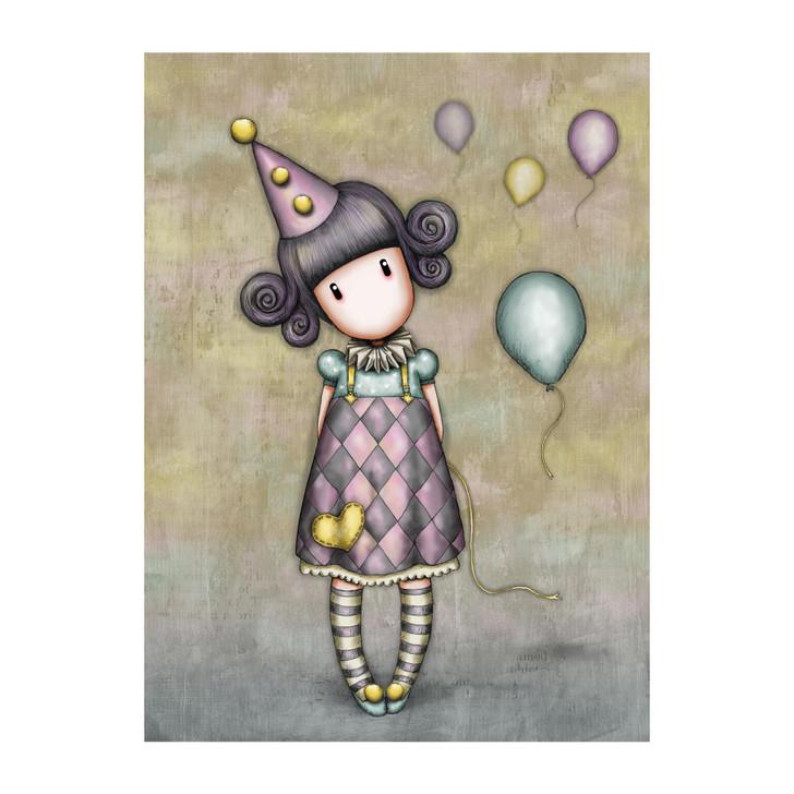 Eclectic Selection - Pierrot Doll (Gorjuss)