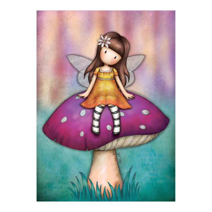 Eclectic Selection - Marigold Fairy (Gorjuss)
