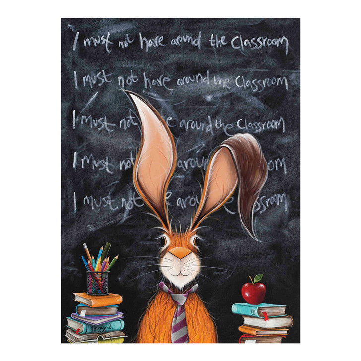 Eclectic Selection - I Must Not Hare Around In The Classroom