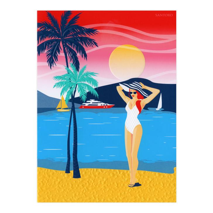 First Class Lounge - Malibu Sunset