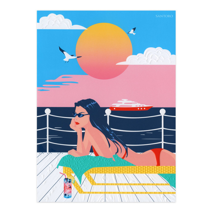 First Class Lounge - Saint Tropez