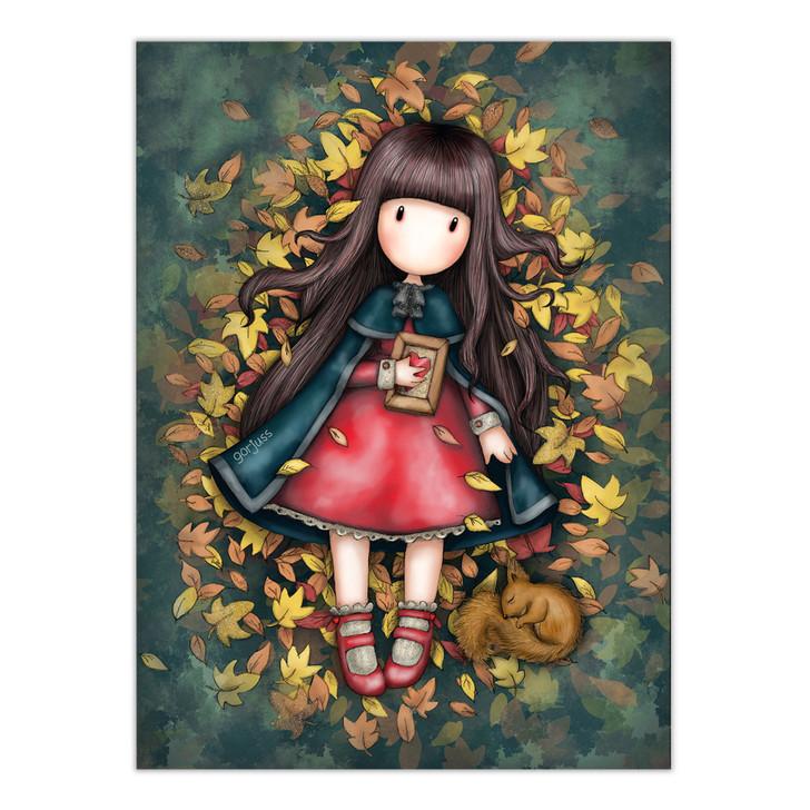 Gorjuss Collection - Autumn Leaves