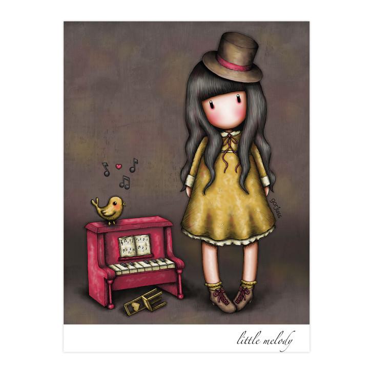 Gorjuss Collection - Little Melody