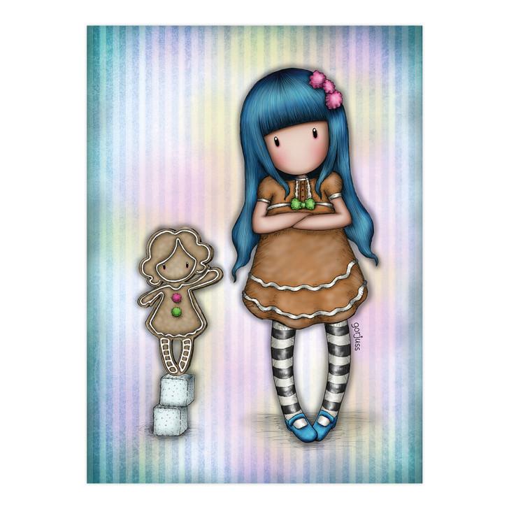 Gorjuss Collection - Gingerbread Girl